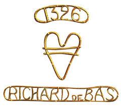 Richard de Bas logo