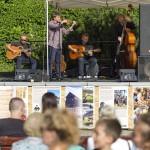 Koncert zespołu Siergiej Wowkotrub Gypsy Swing Quartet