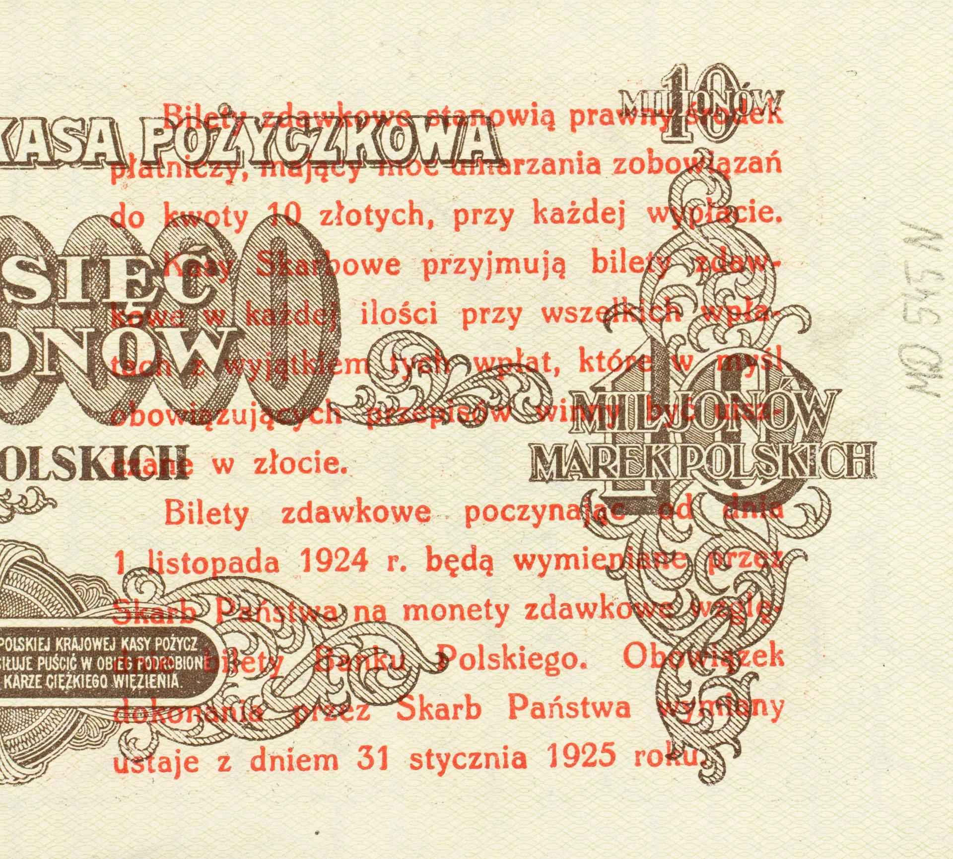 Banknot 5 groszy
